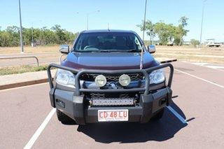 2014 Holden Colorado RG MY14 LTZ Crew Cab Grey 6 Speed Automatic Crew Cab P/Up