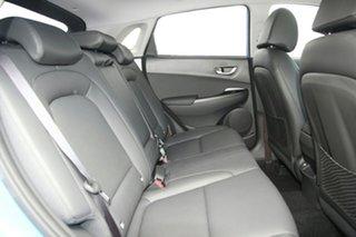 2021 Hyundai Kona Os.v4 MY21 Active (FWD) Surfy Blue Continuous Variable Wagon