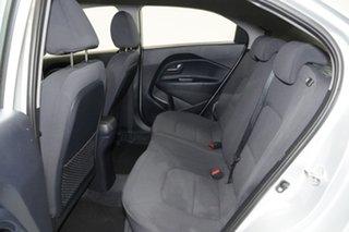 2014 Kia Rio UB MY14 SI Silver 6 Speed Manual Hatchback