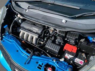 2011 Honda Jazz GE MY11 GLi Blue 5 Speed Automatic Hatchback