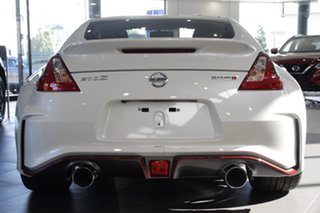 2021 Nissan 370Z Z34 MY20 Nismo Ivory Pearl 7 Speed Sports Automatic Coupe