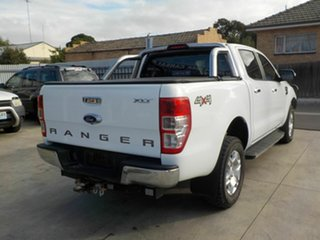 2017 Ford Ranger PX MkII MY18 XLT 3.2 (4x4) White 6 Speed Automatic Double Cab Pick Up