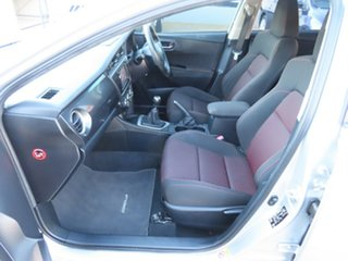 2013 Toyota Corolla ZRE182R Levin SX Silver 6 Speed Manual Hatchback