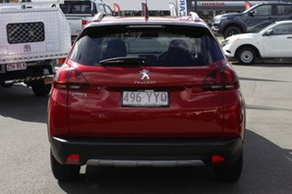 2018 Peugeot 2008 A94 MY18 Allure Red 6 Speed Sports Automatic Wagon