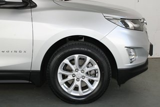 2017 Holden Equinox EQ MY18 LS+ FWD Silver 6 Speed Sports Automatic Wagon