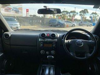 2011 Isuzu D-MAX MY11 LS 4x2 High Ride Black 4 Speed Automatic Utility