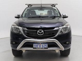 2016 Mazda BT-50 MY16 XTR (4x4) Blue 6 Speed Automatic Dual Cab Utility.