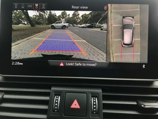 2019 Audi Q5 FY MY19 50 TDI Tiptronic Quattro Sport Blue 8 Speed Sports Automatic Wagon