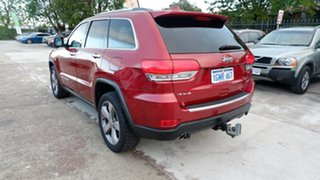 2013 Jeep Grand Cherokee WK MY2013 Limited Red 5 Speed Sports Automatic Wagon