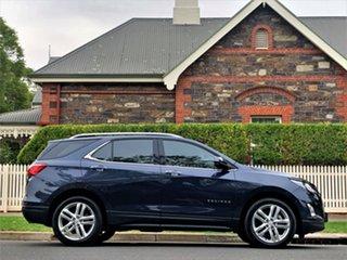 2018 Holden Equinox EQ MY18 LTZ FWD Blue 9 Speed Sports Automatic Wagon.