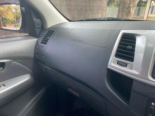 2012 Toyota Hilux KUN26R MY12 SR Xtra Cab White 5 Speed Manual Utility