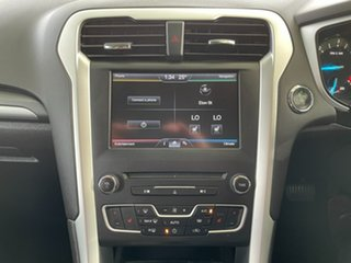 2016 Ford Mondeo MD Trend Blue 6 Speed Sports Automatic Dual Clutch Hatchback