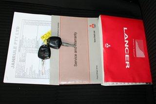 2013 Mitsubishi Lancer CJ MY13 ES Grey 5 Speed Manual Sedan.