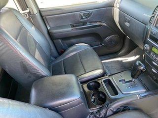 2007 Kia Sorento BL MY08 EX-L Silver 5 Speed Sports Automatic Wagon