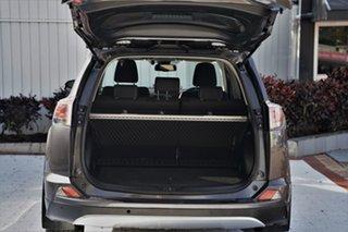 2017 Toyota RAV4 Grey Wagon