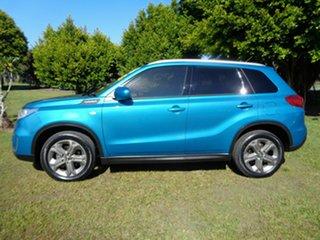 2016 Suzuki Vitara LY GL+ 2WD Blue 5 Speed Manual Wagon