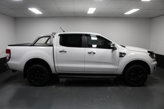 2019 Ford Ranger PX MkIII 2019.75MY XLT White 6 Speed Sports Automatic Double Cab Pick Up