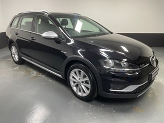 2018 Volkswagen Golf 7.5 MY18 Alltrack DSG 4MOTION 132TSI Black 6 Speed Sports Automatic Dual Clutch.