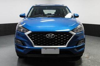 2019 Hyundai Tucson TL3 MY19 Active X 2WD Blue 6 Speed Automatic Wagon.