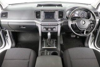 2018 Volkswagen Amarok 2H MY18 TDI420 Core Edition (4x4) Silver 8 Speed Automatic Dual Cab Utility