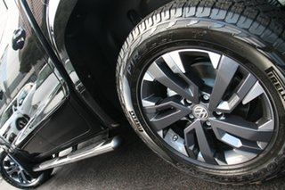 2020 Volkswagen Amarok 2H MY21 TDI580 4MOTION Perm Highline Black 8 Speed Automatic Utility.