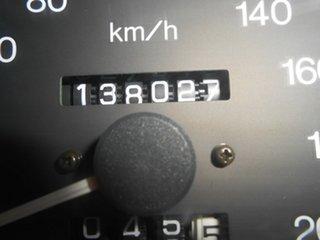 1992 Holden Jackaroo UBS S 4 Speed Automatic Wagon.