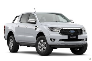 2021 Ford Ranger PX MkIII 2021.25MY XLT Hi-Rider White 10 Speed Sports Automatic Double Cab Pick Up