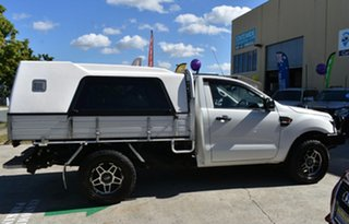 2016 Ford Ranger PX MkII MY17 XL 3.2 (4x4) White 6 Speed Automatic Cab Chassis