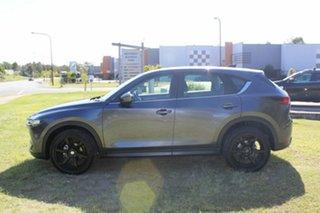 2017 Mazda CX-5 KF2W76 Maxx SKYACTIV-MT FWD Grey 6 Speed Manual Wagon