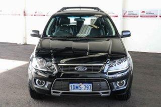 2010 Ford Territory SY MkII TS (RWD) 4 Speed Auto Seq Sportshift Wagon.