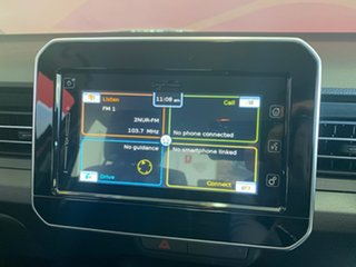 2021 Suzuki Ignis MF Series II GL Red 1 Speed Constant Variable Hatchback