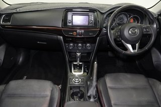 2013 Mazda 6 GJ1031 Touring SKYACTIV-Drive Silver 6 Speed Sports Automatic Sedan