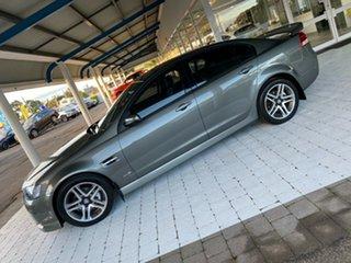 2012 Holden Commodore SV6 Grey Sports Automatic Sedan