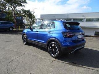 2020 Volkswagen T-Cross C1 MY20 85TSI DSG FWD Life Dark Petrol 7 Speed Automatic Wagon.