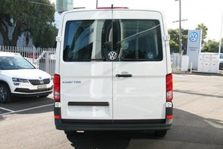 2021 Volkswagen Crafter SY1 MY21 35 MWB FWD TDI340 White 8 Speed Automatic Van