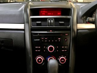 2010 Holden Commodore VE II SV6 Green 6 Speed Sports Automatic Sedan