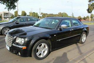2010 Chrysler 300C MY2010 HEMI Black 5 Speed Sports Automatic Sedan.