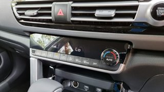 2021 Kia Seltos SP2 MY21 Sport+ 2WD Snow White Pearl 1 Speed Continuous Variable Wagon