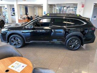 2021 Subaru Outback B7A MY21 AWD Sport CVT Crystal Black 8 Speed Constant Variable Wagon