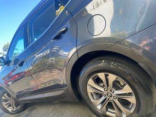 2013 Hyundai Santa Fe DM MY13 Active Grey 6 Speed Sports Automatic Wagon