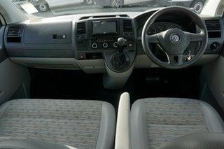 2010 Volkswagen Transporter T5 MY11 LWB DSG Reflex Silver 7 Speed Sports Automatic Dual Clutch