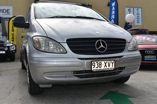 2006 Mercedes-Benz Vito 109CDI Extra Long 6 Speed Manual Van
