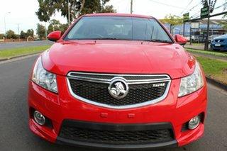 2012 Holden Cruze JH Series II MY13 SRi Red 6 Speed Sports Automatic Sedan.