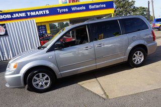 2013 Chrysler Grand Voyager RT 5th Gen MY13 LX Billet Silver 6 Speed Automatic Wagon.