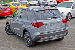 2021 Suzuki Vitara LY Series II Turbo 2WD Grey and Black 6 Speed Sports Automatic Wagon.