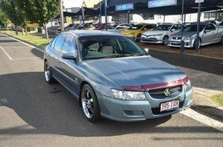 2004 Holden Commodore VZ Lumina Blue 4 Speed Automatic Sedan.