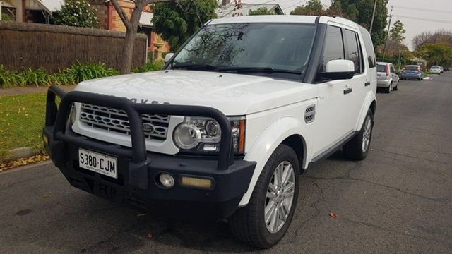 Used Land Rover Discovery 4 MY12 3.0 SDV6 SE Prospect, 2012 Land Rover Discovery 4 MY12 3.0 SDV6 SE 6 Speed Automatic Wagon
