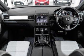 2017 Volkswagen Touareg 7P MY17 Monochrome Tiptronic 4MOTION White 8 Speed Sports Automatic Wagon.
