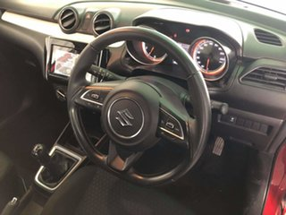 2019 Suzuki Swift AZ GL Navigator 5 Speed Manual Hatchback.
