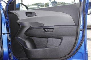 2016 Holden Barina TM MY16 CD Blue 6 Speed Automatic Hatchback